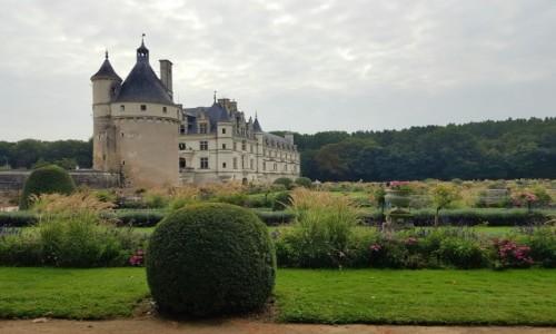 Zdjecie FRANCJA / Dolina Loary / Zamek Chenonceau / W ujęciu nieklasycznym ;)