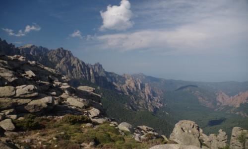 Zdjecie FRANCJA / Korsyka / Parc Naturel Régional de Corse / Natural Park of Corsica
