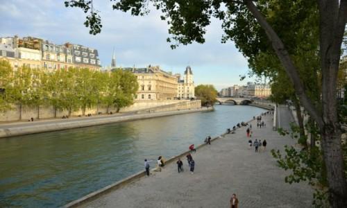 Zdjecie FRANCJA / - / Paryż / Spacer