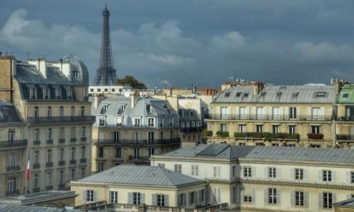 FRANCJA / - / Paryż / Z okna muzeum Orsay