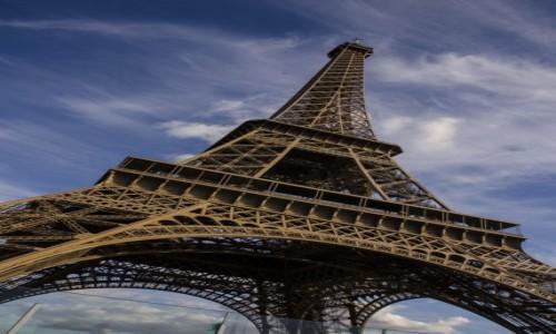 FRANCJA / Paryż / Paryż  / Wieża Eiffla