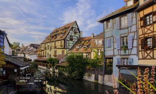 Zdjęcie FRANCJA / Grand Est / Alzacja  / Colmar / Colmar