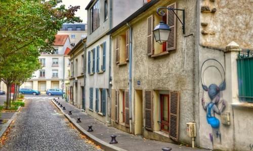 FRANCJA / - / PARYŻ / Uroki poludniowego Paryza