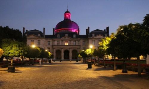 FRANCJA / Ile-de-France / Paryż / Szpital Salpêtrière