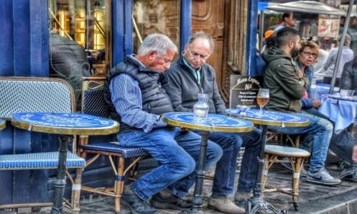 Zdjecie FRANCJA / - / PARYŻ / Paryskie wycinki