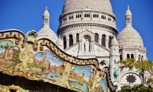FRANCJA / - / PARYŻ / Paryskie wycinki