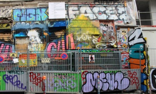 Zdjecie FRANCJA / Ile-de-France / Paryż / Rue des Deznoyez