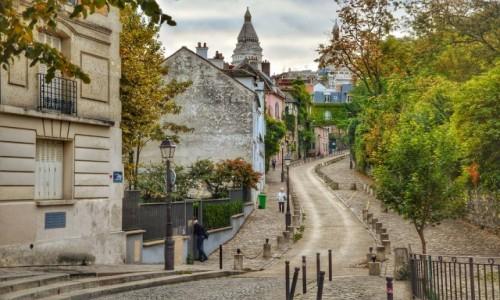 FRANCJA / - / PARYŻ / Montmartre