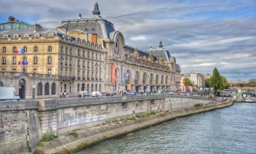 Zdjęcie FRANCJA / - / PARYŻ / Muzeum Orsay