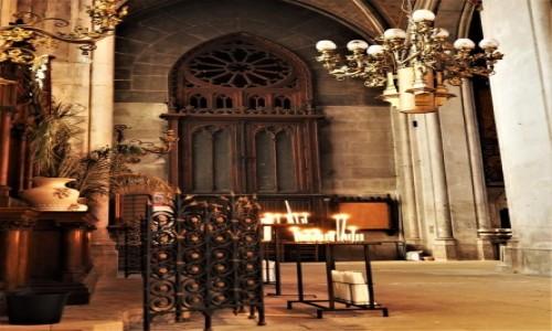 Zdjecie FRANCJA / Lotaryngia / Nancy / Basilique Saint-Epvre de Nancy....