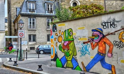 Zdjecie FRANCJA / - / PARYŻ / Uroki południowego Paryża