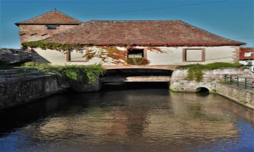 FRANCJA / Alzacja / Wissembourg / Wissembourg, Brama miejska