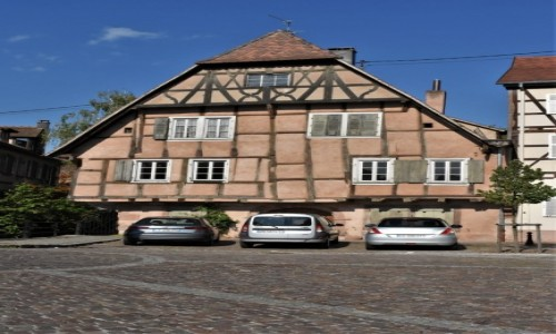 Zdjecie FRANCJA / Alzacja / Wissembourg / Wissembourg, zakamarki