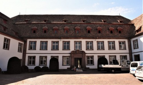 Zdjecie FRANCJA / Alzacja / Wissembourg / Wissembourg, W mieście tym w latach 1719-1725 mieszkał król Stanisław Leszczyński