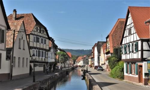Zdjęcie FRANCJA / Alzacja / Wissembourg / Wissembourg, zakamarki