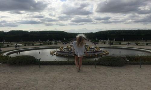Zdjecie FRANCJA / Paryż / Wersal / 1
