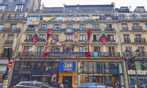 Zdjecie FRANCJA / - / PARYŻ / 59 Rue Rivoli