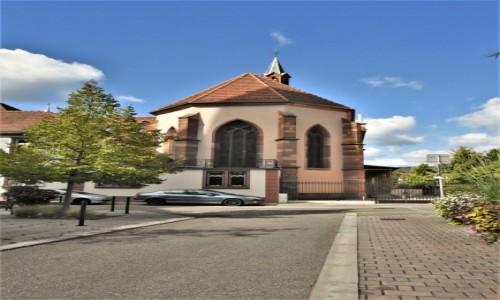 Zdjęcie FRANCJA / Dolny Ren / Niederbronn-les-Bains / Niederbronn-les-Bains, klasztor