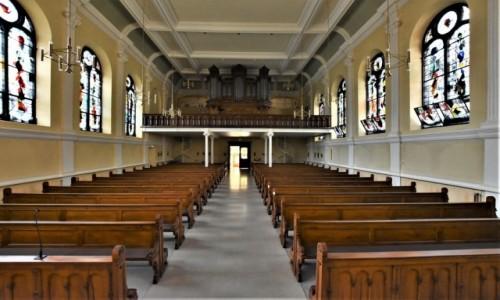 Zdjęcie FRANCJA / Dolny Ren / Oberbronn / Oberbronn, klasztor