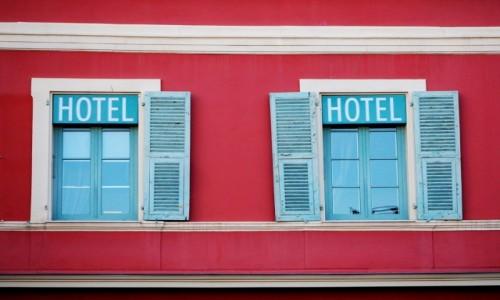 Zdjecie FRANCJA / Lazurowe wybrzeże / Nicea / Hotel