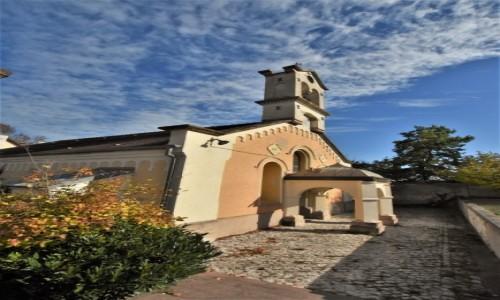 Zdjęcie FRANCJA / Alzacja / Lauterbourg / Lauterbourg, kościół ewangelicki