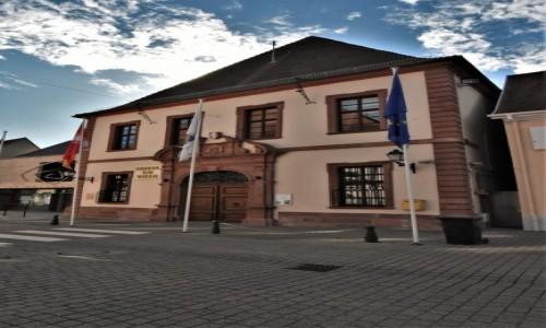 Zdjecie FRANCJA / Alzacja / Lauterbourg / Lauterbourg, siedziba Mera miasta