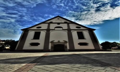 Zdjęcie FRANCJA / Alzacja / Lauterbourg / Lauterbourg, kościół katolicki