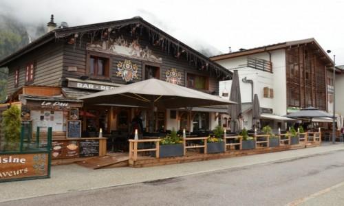Zdjecie FRANCJA / region Alp / Chamonix / W Chamonix