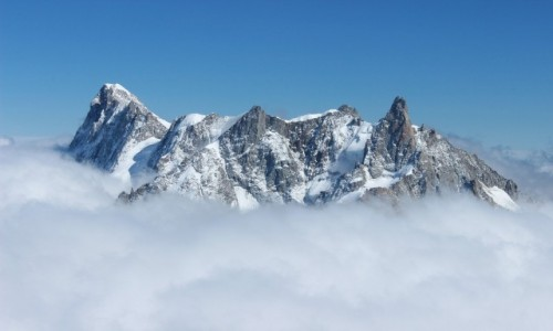 Zdjecie FRANCJA / Alpy francuskie / Europa / Alpy