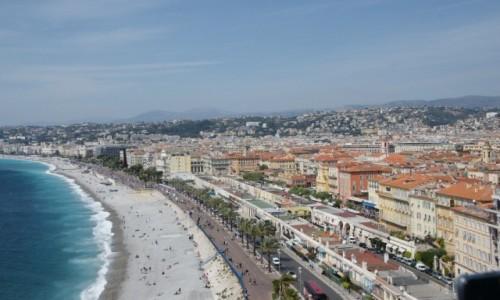 Zdjecie FRANCJA / Prowansja / Nicea / Lazurowe Wybrzeże
