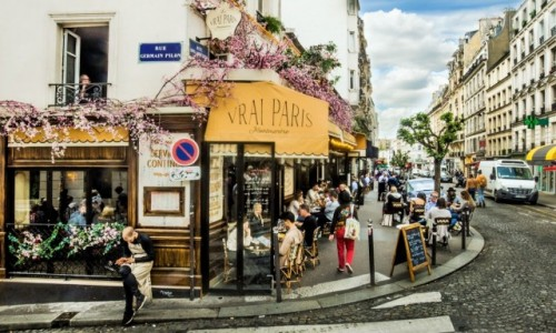Zdjecie FRANCJA / Paryż / Paryż / Montmartre