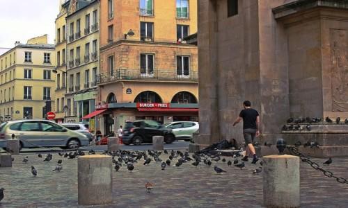 Zdjecie FRANCJA / - / Paryż / Migawka