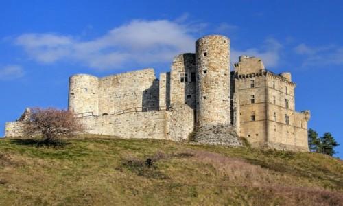 Zdjecie FRANCJA / Oksytania / Portes /  Chateau de Portes