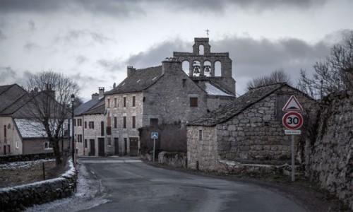 Zdjecie FRANCJA / Oksytania / Lozère / Fontaine Saint-Méen