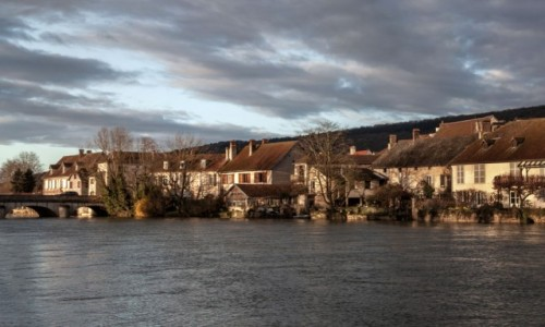 Zdjecie FRANCJA / Burgundia-Franche-Comté  /  Quingey /  Quingey