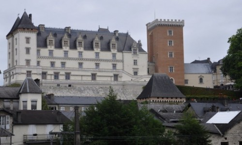 Zdjecie FRANCJA /  Nowa Akwitania / Pau / Pau, zamek Henryka IV
