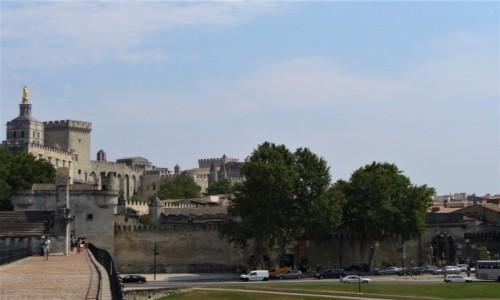 Zdjecie FRANCJA / Prowansja-Alpy-Lazurowe Wybrzeże / Avignon / Avignon