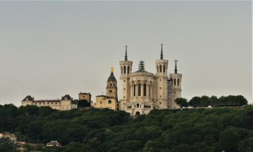 Zdjecie FRANCJA / Owernia-Rodan-Alpy / Lyon / Lyon, Fourviere