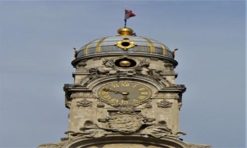 Zdjecie FRANCJA / Owernia-Rodan-Alpy / Lyon / Lyon, wieża ratuszowa