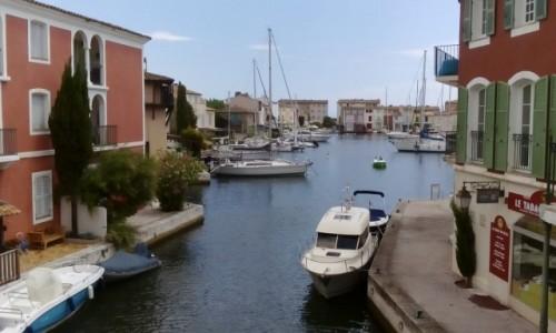FRANCJA / Prowansja / Port Grimaud / Port Grimaud