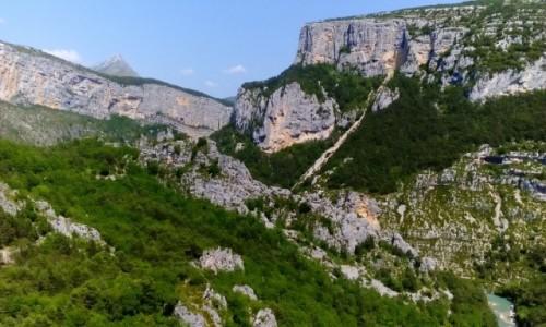 FRANCJA / Prowansja / Kanion Verdon / Okolice kanionu Verdon