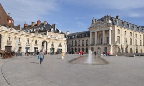 Zdjecie FRANCJA / Burgundia / Dijon / Dijon