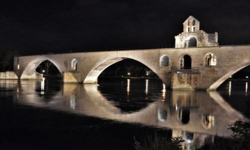 Zdjecie FRANCJA / Prowansja / Avignon / Avignon, most