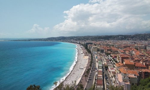 Zdjecie FRANCJA / Nicea / Nicea / Nicea