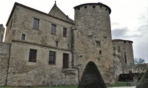 Zdjecie FRANCJA / Oksytania / Narbonne / Narbonne, średniowieczny pałac biskupi