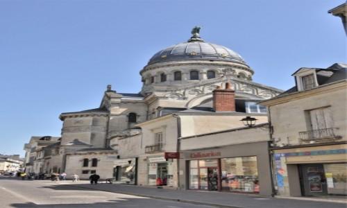 Zdjecie FRANCJA / Region Centralny / Tours / Tours, bazylika św. Marcina