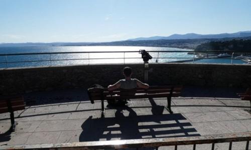 Zdjecie FRANCJA / Côte d'Azur / Nice / relaks
