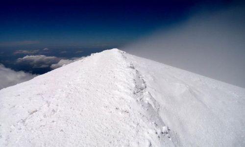 Zdjecie FRANCJA / Masyw Mont Blanc / Szczyt Mont Blanc 4808m n.p.m. / Upragniony Szcz