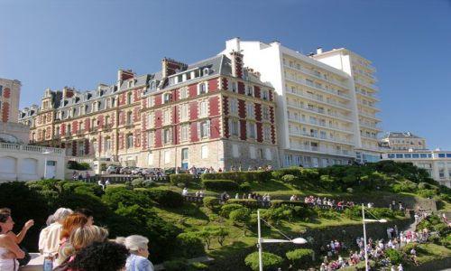 Zdjecie FRANCJA / Akwitania / Biarritz / Hotel