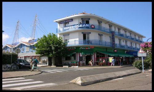 Zdjęcie FRANCJA / Akwitnia / Capbreton / Hotel